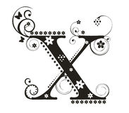 Letter X Stock Photos