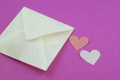Letter for you Stock Image