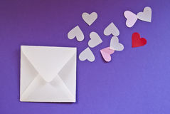Letter for you Royalty Free Stock Images