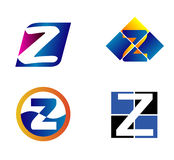 Letter Z Logo Icon Stock Photography
