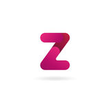 Letter Z logo. Vector icon design template. Color sign. Letter Z logo icon. Vector design template for your company Royalty Free Stock Image