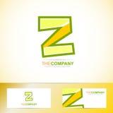 Letter Z logo Stock Photo