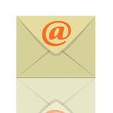 Lettera-Messaggio Immagini Stock