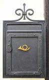 letterbox Zdjęcia Stock