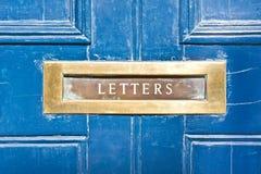Letterbox 免版税库存图片