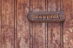 letterbox photos libres de droits