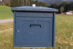 letterbox 免版税库存照片