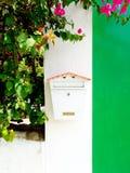 letterbox Stock Foto's