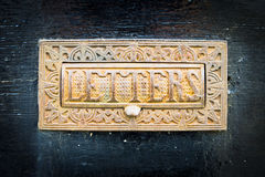 Letterbox Royalty Free Stock Photo