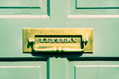 Letterbox Royalty Free Stock Image