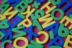Lettere Immagini Stock