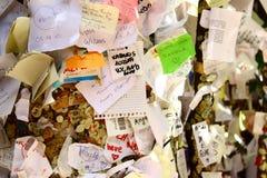 Lettere a Juliet Fotografia Stock