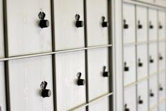 Lettere personali Immagine Stock