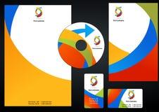 Letterhead Template design. Vector file vector illustration