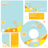 Letterhead Template design - vector. Letterhead Template design - business card - vector vector illustration