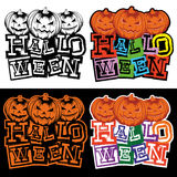 Lettering halloween Royalty Free Stock Photo