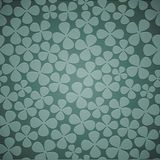 Letterpress transparent seamless pattern. +style Royalty Free Stock Image