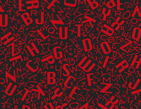Letters background Stock Photos