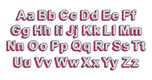 Free Letters In Style Lol Doll Surprise Stock Image - 153994401