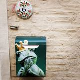 Lettersbox Zdjęcie Royalty Free