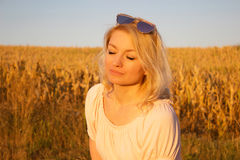 Letting sun in Royalty Free Stock Photos