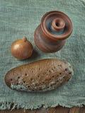 Lettisches traditionelles Brot Lizenzfreie Stockfotos