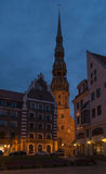 Lettland, Riga stockbilder