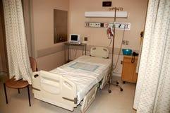 Letto di ospedale Fotografie Stock Libere da Diritti