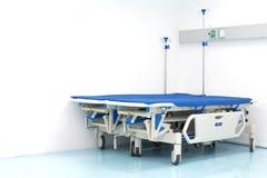 Angolo Letto Ospedale : Letto di ospedale moderno vuoto stock photos images