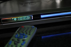 Lettore DVD Immagini Stock