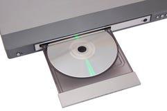 Lettore DVD immagini stock libere da diritti