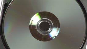 Lettore DVD di riserva del metraggio stock footage