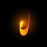 Lettre arabe d'or j de style Icône brillante d'élément d'alphabet latin sur le fond noir Conception orientale de calligraphie ard illustration de vecteur
