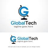 Lettre G Logo Template Design Vector global, emblème, concept de construction, symbole créatif, icône Photographie stock libre de droits