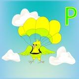 Lettre P Photos stock