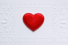 Lettre romantique Photos libres de droits