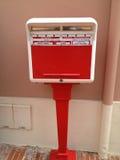 Lettres почтового ящика Монако - Boîte вспомогательные Стоковые Фото