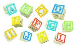 Lettres (1) Image libre de droits