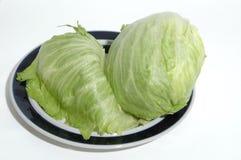 Lettuce. Iceberg lettuce Royalty Free Stock Image