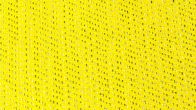 Lettuce green - Yellow Texture. Wire and Venyl netting. Bright colours Stock Photo