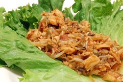 Lettuce Wrap Stock Images