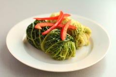 Lettuce Wraps  Royalty Free Stock Photo