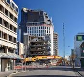 Letzte Tage des großartigen Kanzlers, Christchurch Stockfotografie