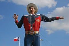 Letzte Tage von großem Tex Lizenzfreie Stockbilder