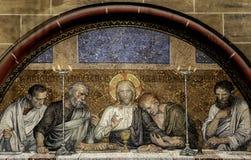 Letztes Abendessen von Christ Stockbilder