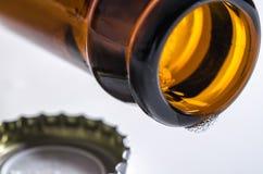 Letztes Bier Stockbilder