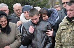 Letztes Straße Ruslan Kotsyuk-_4 Lizenzfreie Stockfotos