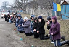 Letztes Straße Ruslan Kotsyuk-_15 Lizenzfreie Stockfotos