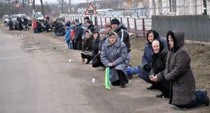 Letztes Straße Ruslan Kotsyuk-_19 Stockfotos