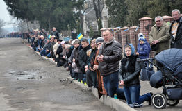Letztes Straße Ruslan Kotsyuk-_29 Lizenzfreie Stockbilder